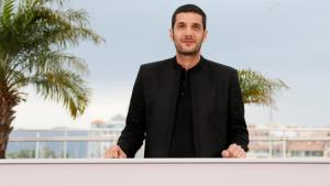 Director Nabil Ayouch at the Cannes Film Festival (photo: picture-alliance/dpa/I. Langsdon)