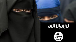 Photo symbolising women and Islamic State (source: picture-alliance/dpa)