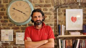 Samer Al Kadri (photo: Ekrem Guzeldere)