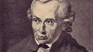 Immanuel Kant (photo: Döbler/DW)