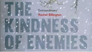 "Cover of ""The Kindness of Enemies"" by Leila Aboulela (source: Weidenfeld & Nicolson)"