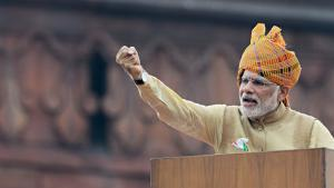 India′s prime minister, Narendra Modi (photo: Getty Images/AFP/R. Schmidt)