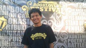 The Indonesian writer Sigit Susanto (photo: Sigit Susanto)