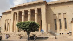 The National Museum in Beirut, Lebanon (photo: Juliane Metzker)