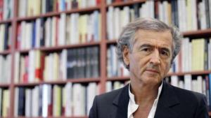 The French philosopher Bernard-Henri Levy (photo: AFP/Getty Images)
