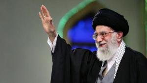 Ali Ayatollah Khamenei (photo: picture-alliance/dpa/Official Supreme Leader website)