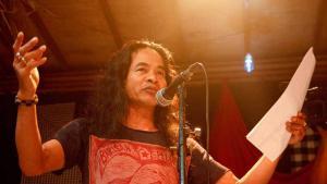 Indonesian author Wayan Sunarta (photo: Phalayasa)