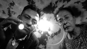 """Scene from Ahmad Abdalla's Film """"Decor"""""""