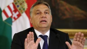 Hungary′s prime minister Viktor Orban (photo: Reuters/H.P. Bader)