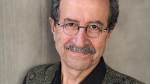Rafik Schami (photo: Peter Hassiepen 2015)