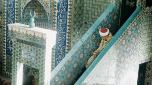 Mescid-i Aksaa Mosque, Gelsenkirchen 2009 (photo: LWL-Industriemuseum Dortmund/Brigitte Kraemer)