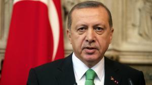 Recep Tayyip Erdogan (photo: imago/Belga)