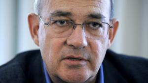 The Israeli historian Tom Segev (photo: picture-alliance/APA/HANS KLAUS TECHT)