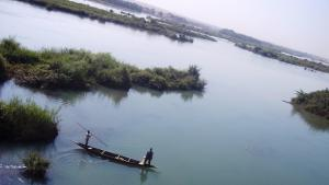 River scene in Mali (photo: Karim Diarra)