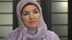 The Canadian Islam scholar Ingrid Mattson (photo: YouTube)
