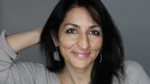 Susan Abulhawa (photo: Chase Burkett)