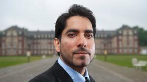 The Munster-based Islamic Studies expert Mouhanad Khorchide (photo: dpa)