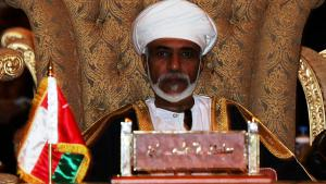The ruler of Oman, Sultan Qaboos bin Said Al-Said (photo: AP)