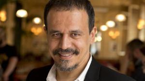French crime writer Karim Miske (photo: Antoine Rozes)