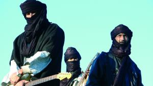 The Tuareg band Terakraft (photo: terakraft.bandpage.com)