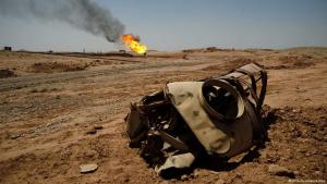 Middle Eastern wasteland (photo: picture-alliance/dpa)