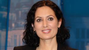 Migration researcher Naika Foroutan (photo: picture-alliance/ZB)