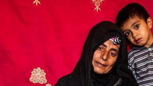 Afghan refugees in Iran (photo: Meysam Hasanloo)