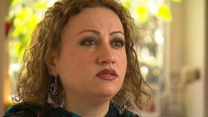 Syrian author Rosa Yassin Hassan (photo: Deutsche Welle)
