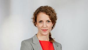 Sarah Judith Hofmann (photo: Deutsche Welle)