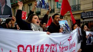 French support for Bouazizi (photo: Antoine Walter; source: Wikimedia commons.org)