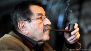 The German writer and Nobel laureate Gunter Grass (photo: picture-alliance/dpa/Gambarini)