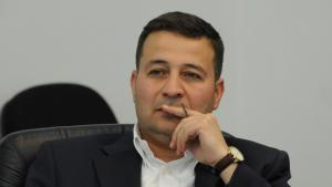 The Jordanian political scientist Mohammad Abu Rumman (photo: Günther Orth)