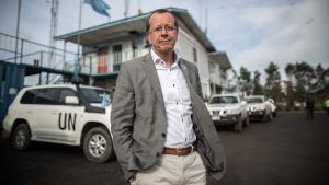 The German national Martin Kobler, UN Special Representative on Libya (photo: picture-alliance/dpa)