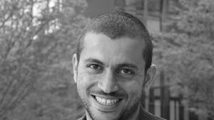 Palestinian author Ahmed Masoud (photo: private)