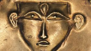"""Pharaoh in Canaan"" exhibit (source: dpa)"