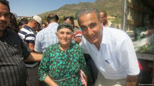 Salah Ahmad, founder of the Jiyan Foundation (photo: Jiyan Foundation)