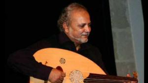 Oud virtuoso Said Chraibi (source: YouTube)