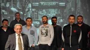 Still from ″Der Kuafor aus der Keupstraße″ trailer