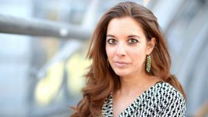 Author Rasha Khayat (photo: dpa/picture-alliance)