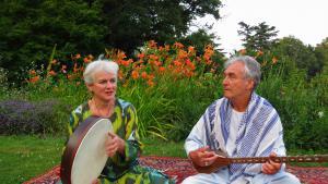John Baily and Veronica Doubleday in Geneva (photo: private)