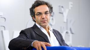 Navid Kermani (photo: picture alliance/Sven Simon)