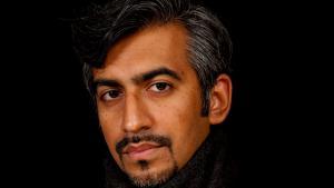 American writer Ali Eteraz (photo: Charles Mujie)
