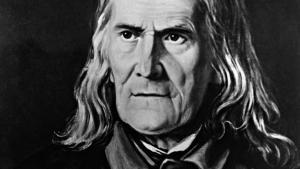 Friedrich Ruckert (1788-1866) (photo: Suddeutsche Zeitung)