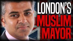 Sadiq Khan, London's first Muslim mayor (source: YouTube)