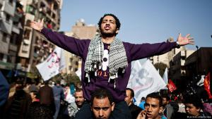 Arab Spring protesters