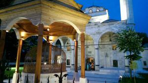 Ferhadija Mosque in downtown Banja Luka (photo: DW/D. Maksimovic)