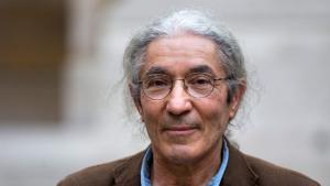 Algerian novelist Boualem Sansal (photo: picture-alliance/dpa/E. Laurent)