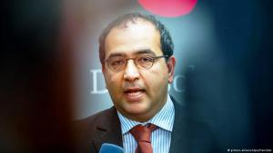 Green politician Omid Nouripour arrived from Iran at the age of 13