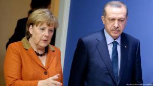 Archive image of Merkel and Erdogan (photo: dpa)