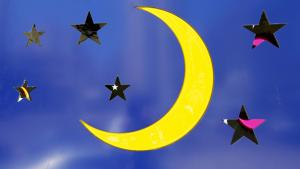 Symbolic image of Ramadan (photo: picture-alliance/dpa/N. Mounzer)